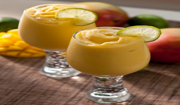 Mango-Ginger Mocktail