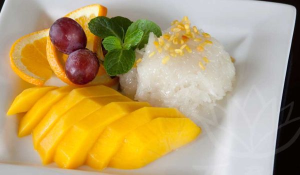 Mango Rice Recipe