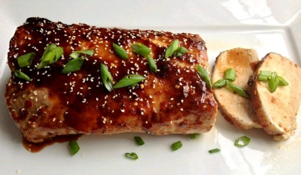 Marinated Pork Loin Recipe