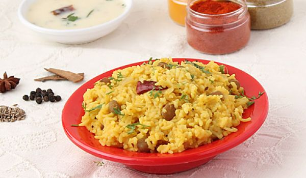 Masala Khichdi Recipe