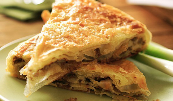 Meat Pastry Recipe