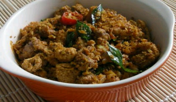 Meen Mutta Thoran Recipe