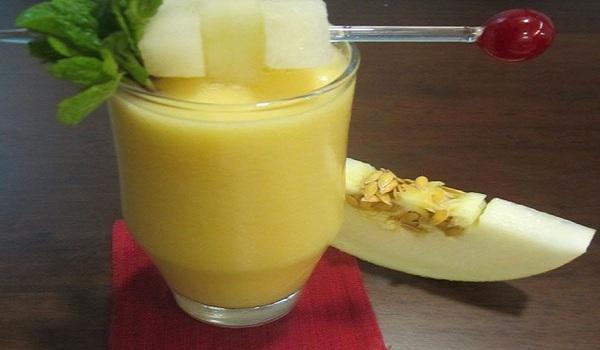 Melon Mango Smoothie Recipe