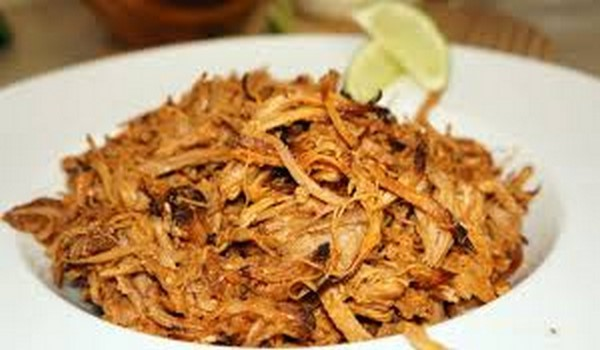 Mexican Style Shredded Pork Recipe