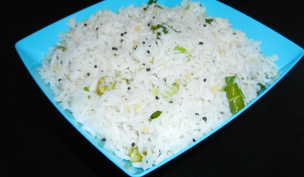 Microwave Coconut Rice