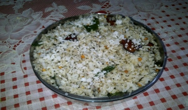 Milagu Rice Recipe
