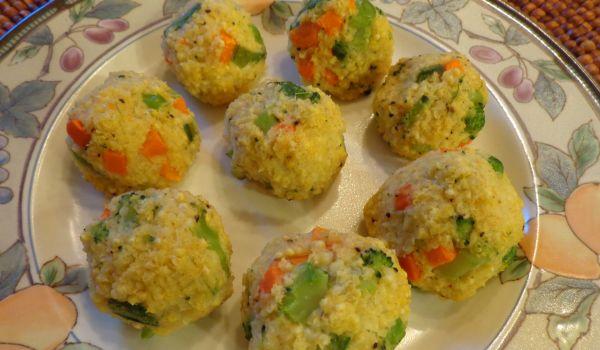 Millet Balls