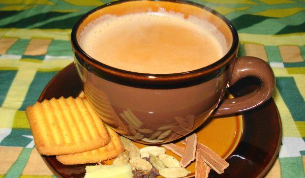 Mint Masala Chai Recipe