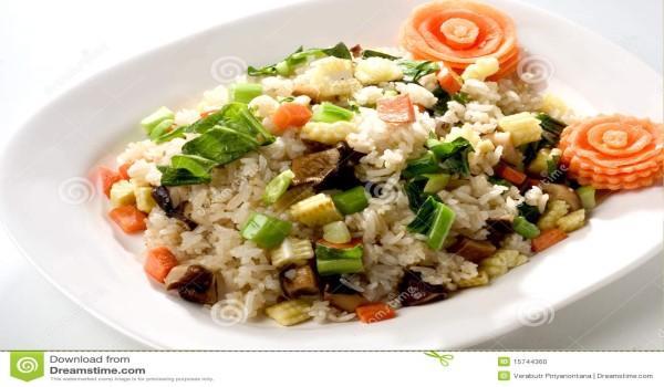 Mixed Vegetable Rice Recipe