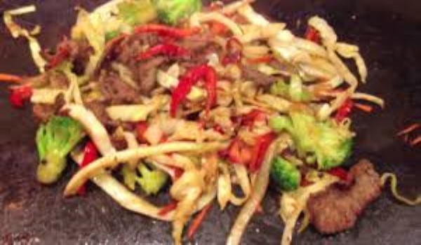Mongolian Barbecue Recipe