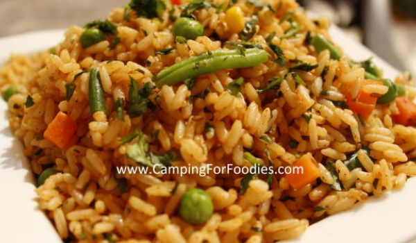 Moroccan Rice Recipe