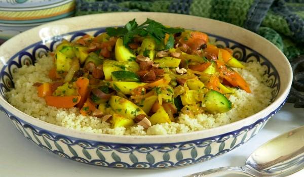 Moroccan Saute Recipe