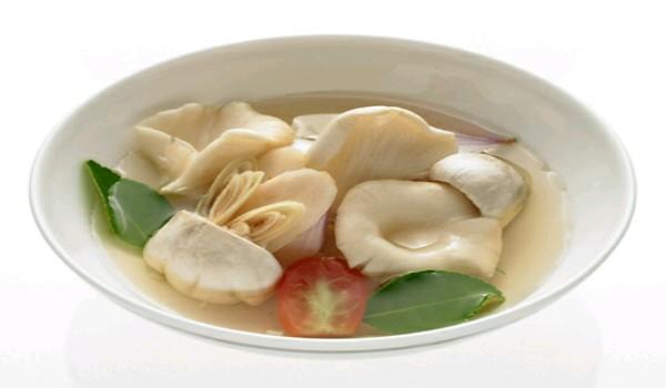Mushroom Tom Yum Recipe