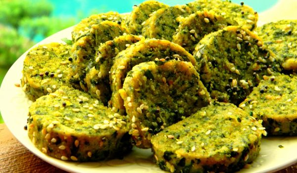 Gujarati snack recipe how to make gujarati snack simple easy muthia forumfinder Choice Image