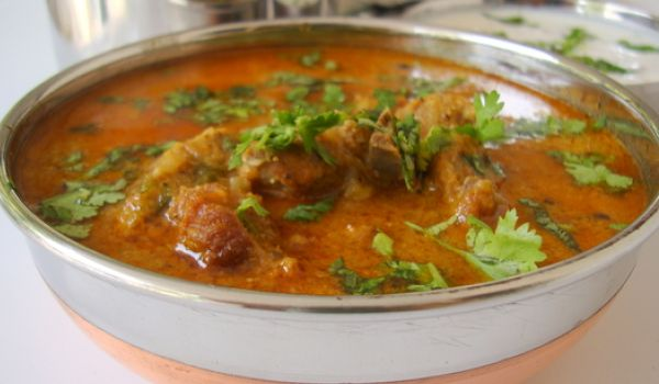 Mutton Curry Hyderabadi