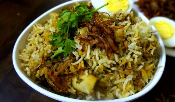 Mutton Dum Biryani Recipe
