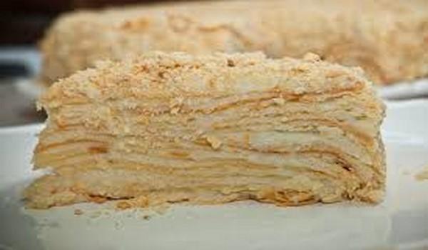Napoleon Tort Recipe