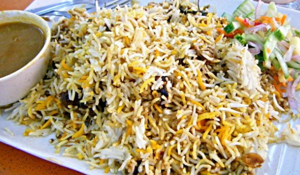 Nasi Biryani Recipe