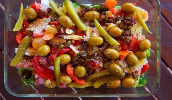 Navaratri Salad Recipe