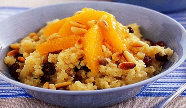 Orange Couscous