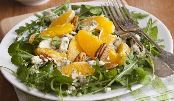 Orange Walnut Salad Recipe