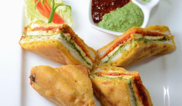 Paneer Sandwich Pakora Recipe