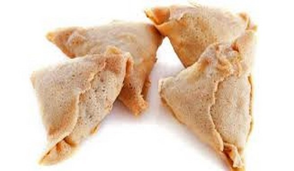 Papad Samosa Recipe