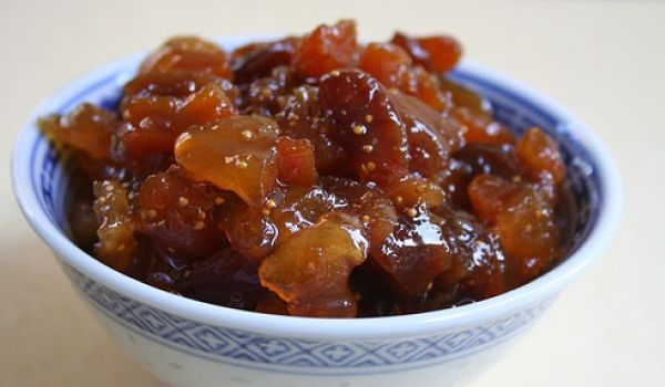 Papaya Chutney Recipe