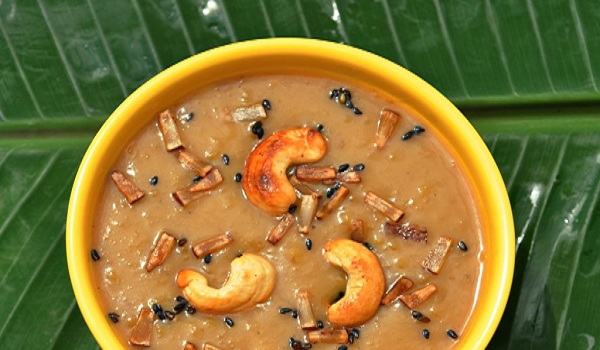 Parippu payasam Recipe