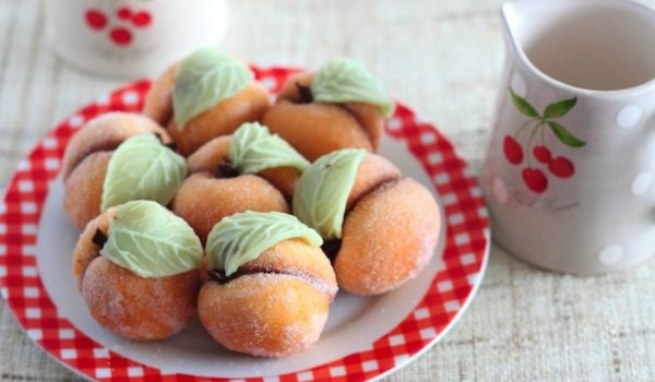 Peach Cookies Recipe