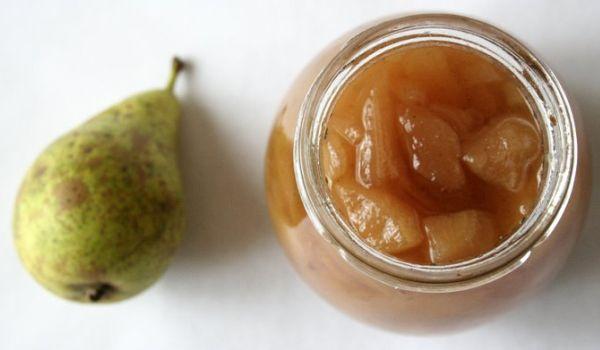 Pear Chutney Recipe