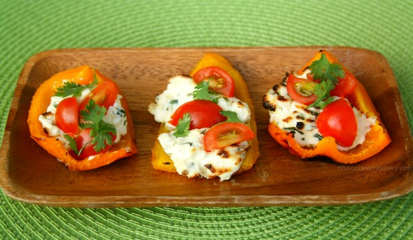 Pepper Appetizer Recipe