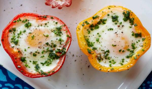 Pepper Egg Recipe