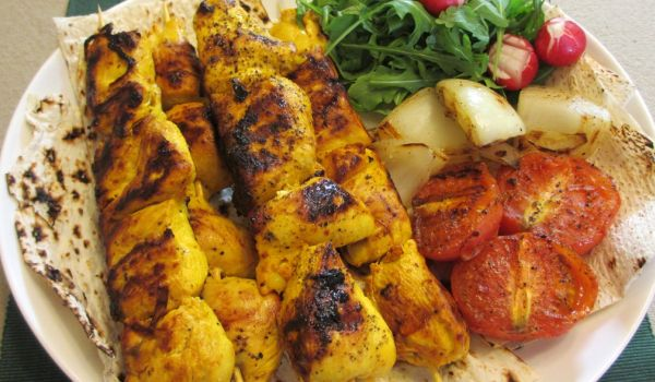 Persian Kabob Recipe