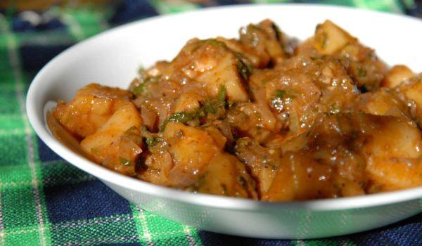 Phulkapir Dalna Recipe