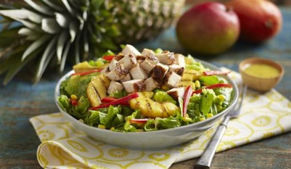 Pineapple Chicken Salad Recipe