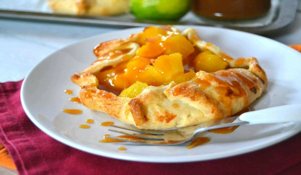 Pineapple Galette Recipe
