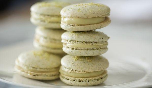 Pistachio Macaroons Recipe