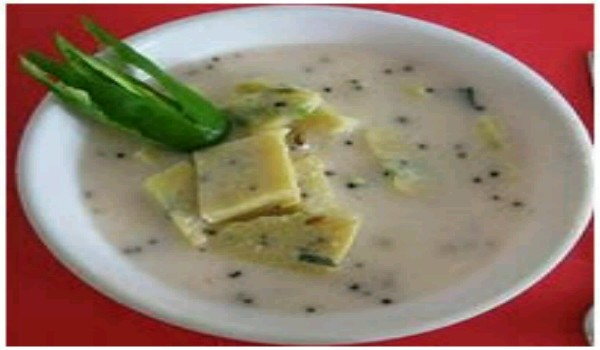 Pittod ka Raita Recipe
