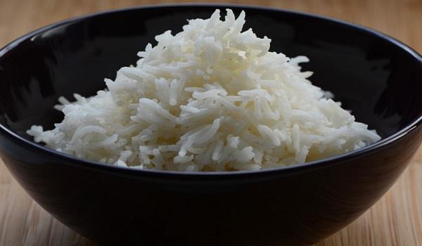 how to prepare plain rice