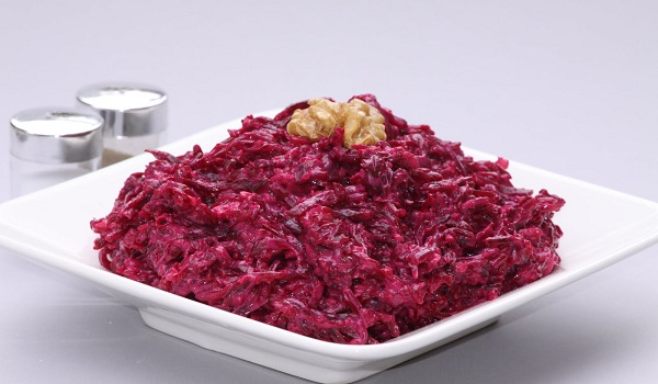 Polish Beet Salad Recipe