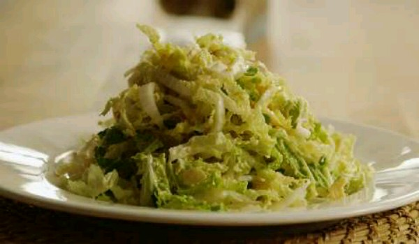 Polish Cabbage Noodles Recipe