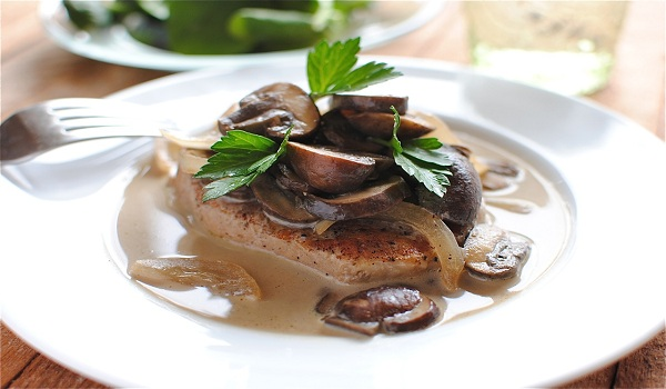 Pork Chops In White Wine Recipe