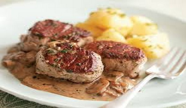 Pork Medallions Recipe