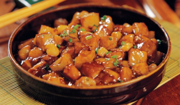 Potato Chinese Recipe