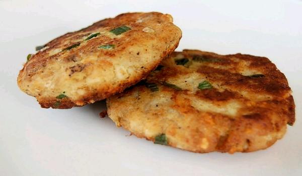 Potato Fish Cakes Recipe