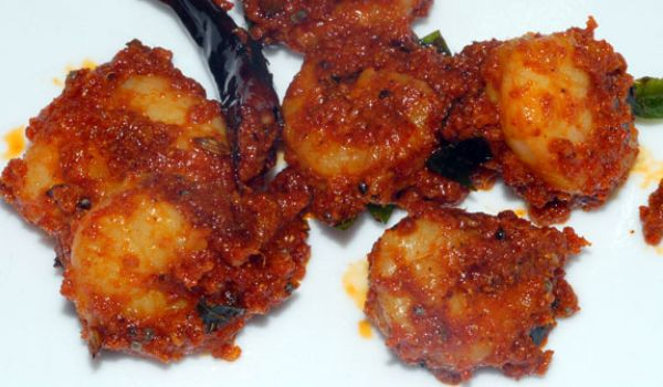 Prawn Pickle Recipe