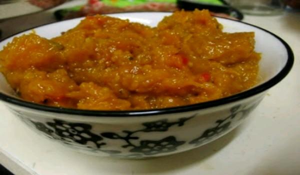 Pumpkin Chutney Recipe