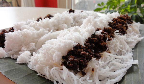 Putu Mayam Recipe