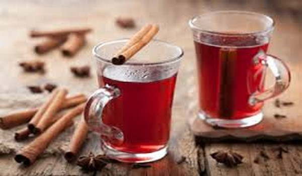 Red Christmas Glogg
